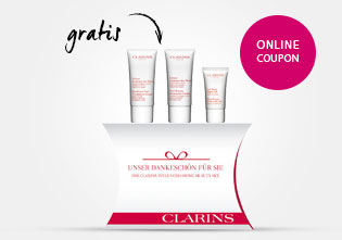 Clarins Beauty Celebrations